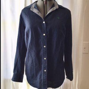 Ralf Lauren Linen Shirt
